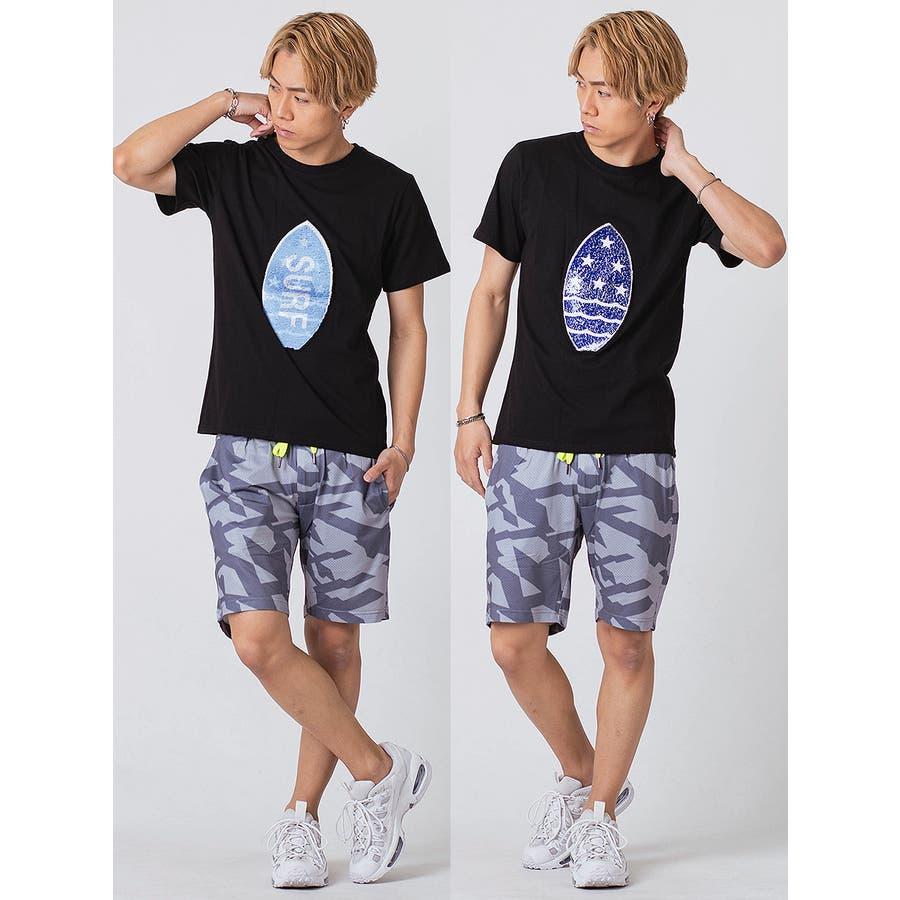 スパンコールTシャツ 10
