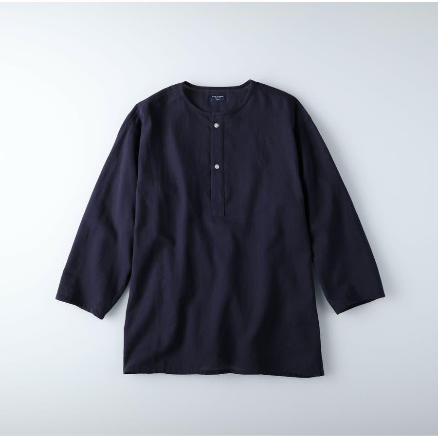 スリーピング7分袖シャツ メンズ,Right-on,ライトオン,バックナンバー,BACK NUMBER 2