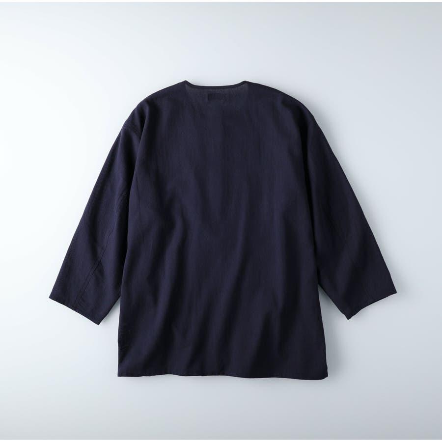 スリーピング7分袖シャツ メンズ,Right-on,ライトオン,バックナンバー,BACK NUMBER 4