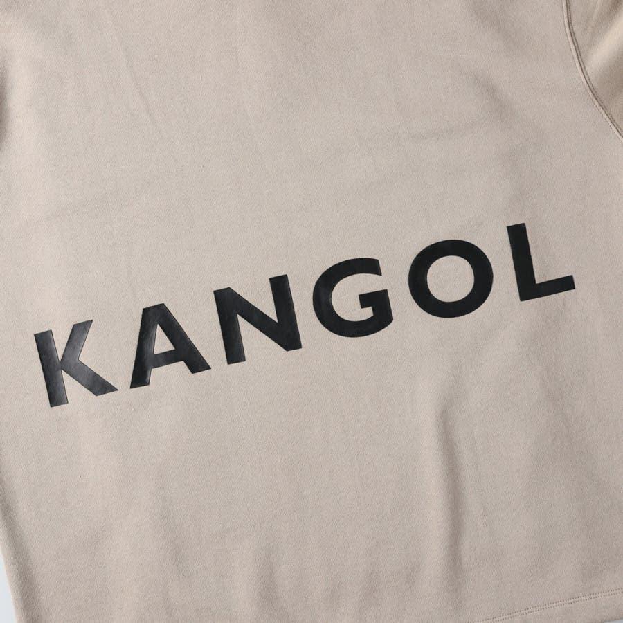 バックプリントパーカー,Right-on,ライトオン,カンゴール,KANGOL 5
