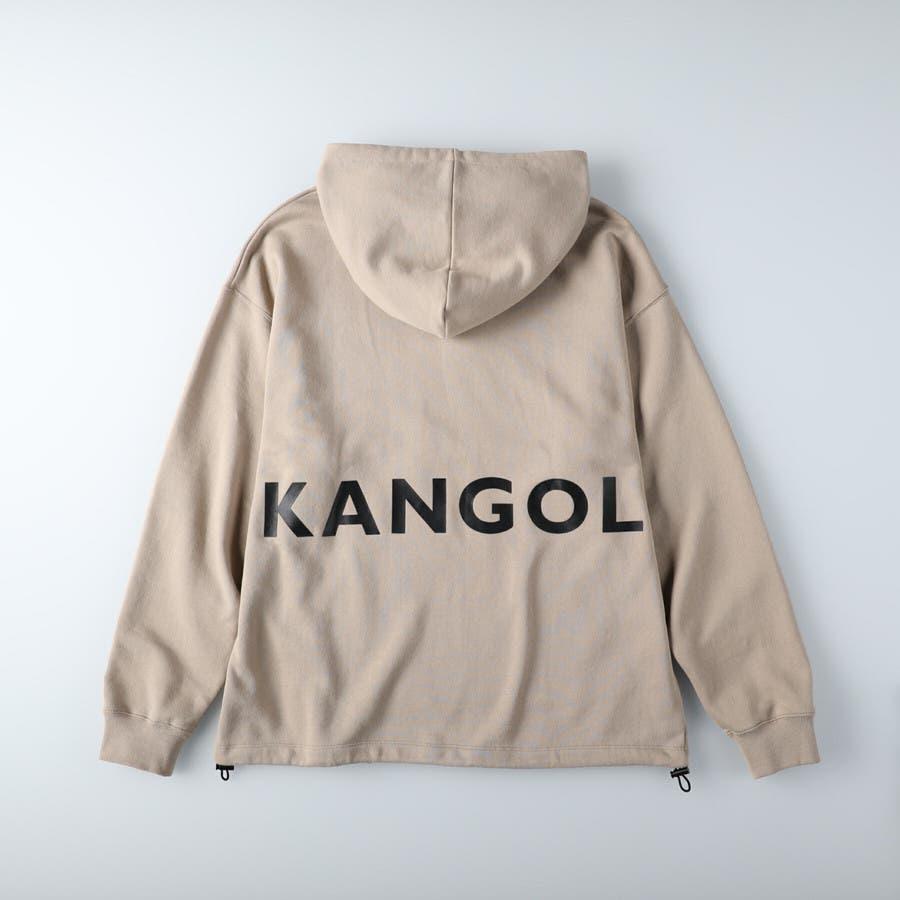 バックプリントパーカー,Right-on,ライトオン,カンゴール,KANGOL 6