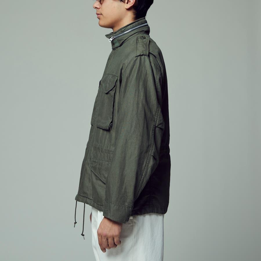 M-65フィールドジャケット メンズ,Right-on,ライトオン,バックナンバー,BACK NUMBER 3