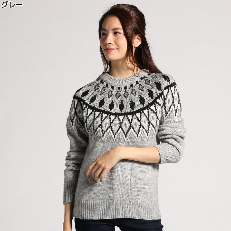 SALEベント付きバックプルオーバー セーター