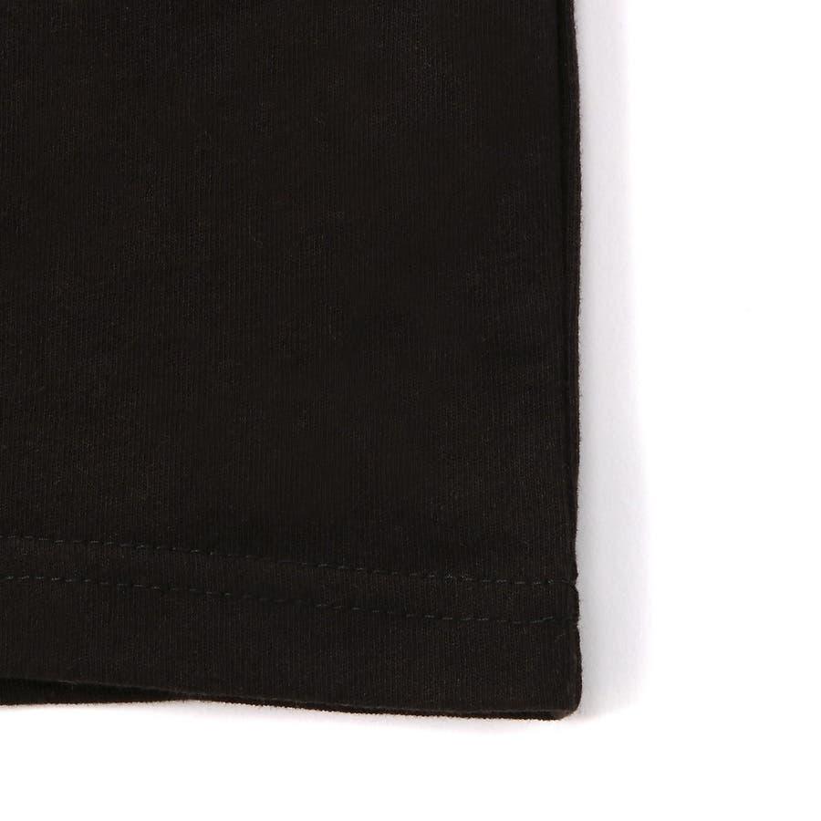 スター&ロゴ8分袖Tシャツ キッズ Right-on,ライトオン,7272-2396-49,CONVERSE,コンバース, 5