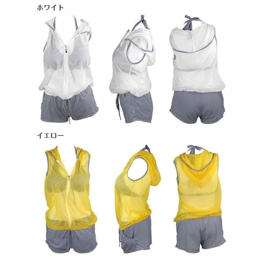 カップルでお揃い水着セット☆(レディース、メンズ、お揃い セット ビーチパンツ、トランクス、ハーフパンツ、カジュアル/短パン/大きいサイズあり、みずぎ、mizugi、ミズギ) 9