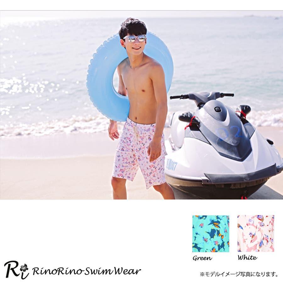 カップルでお揃い水着セット☆(ペアルック、レディース、メンズ、お揃い セット ビーチパンツ、トランクス、ハーフパンツ、カジュアル/短パン/大きいサイズあり、みずぎ、mizugi、ミズギ) 6