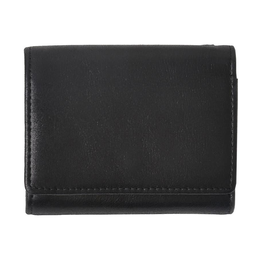 クラシックレザー三つ折りミニ財布 メンズ 高級合皮使用 大容量 多機能 PUレザー トートバッグ ビジネスバッグ 合皮 おしゃれROCK STE ロクステ 22