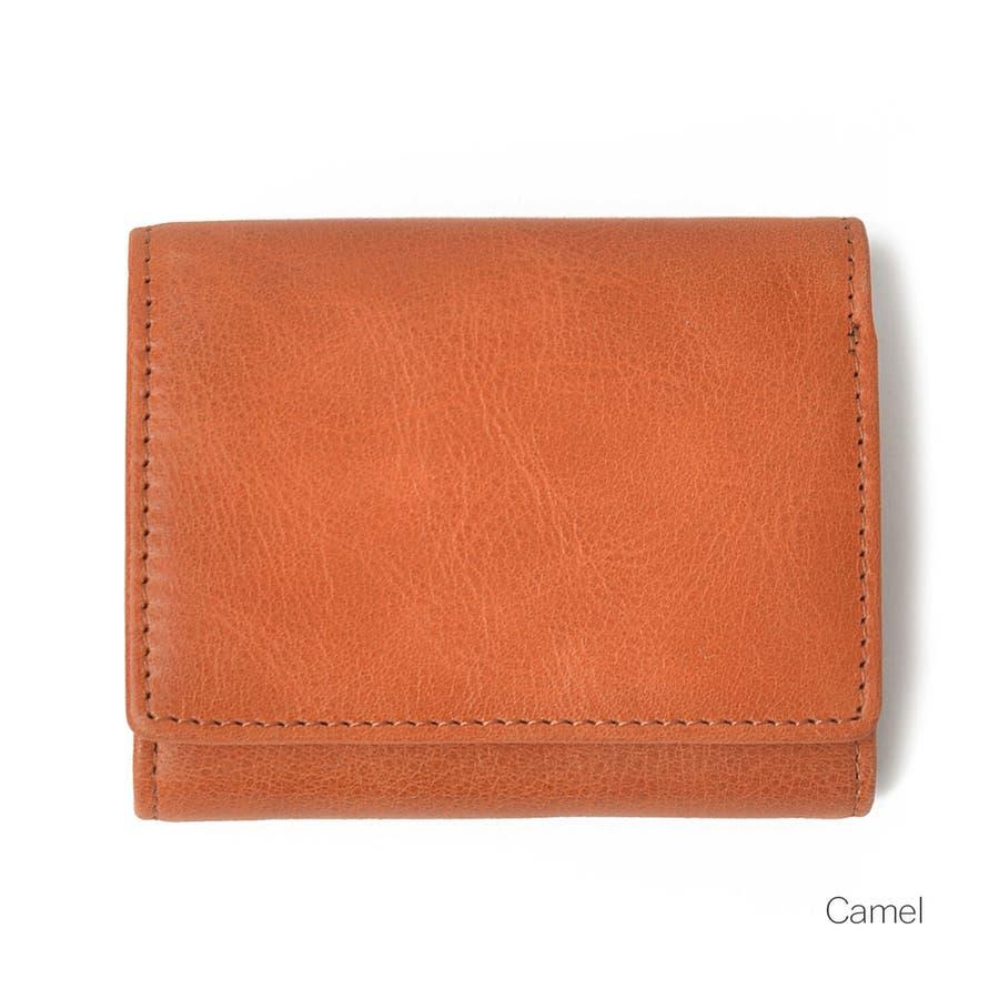 クラシックレザー三つ折りミニ財布 メンズ 高級合皮使用 大容量 多機能 PUレザー トートバッグ ビジネスバッグ 合皮 おしゃれROCK STE ロクステ 4