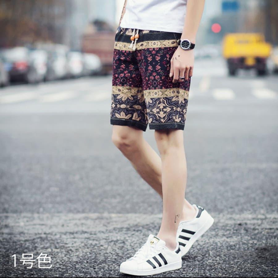 ショートパンツ メンズ ショーツ 短パン ハーフパンツ 半パン カジュアルパンツ メンズファッション 2