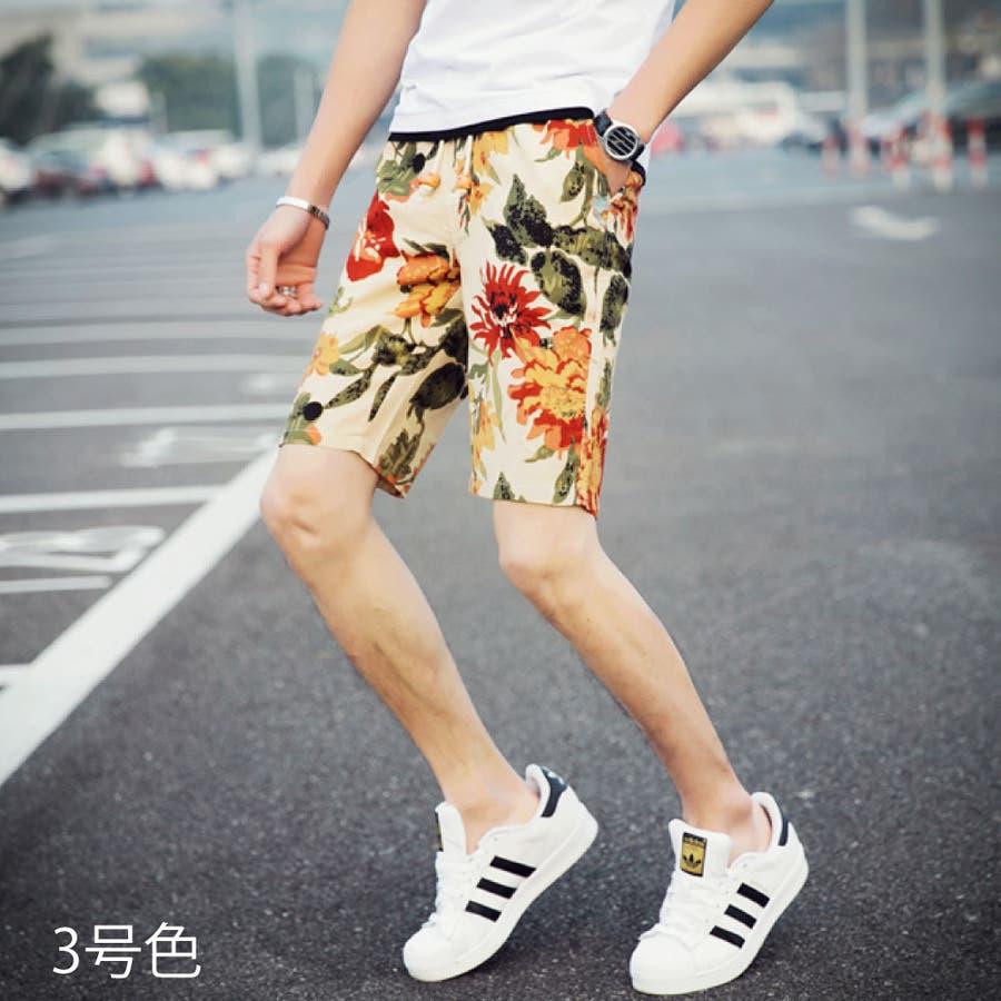ショートパンツ メンズ ショーツ 短パン ハーフパンツ 半パン カジュアルパンツ メンズファッション 4