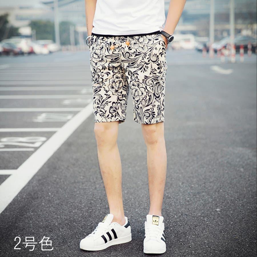 ショートパンツ メンズ ショーツ 短パン ハーフパンツ 半パン カジュアルパンツ メンズファッション 3