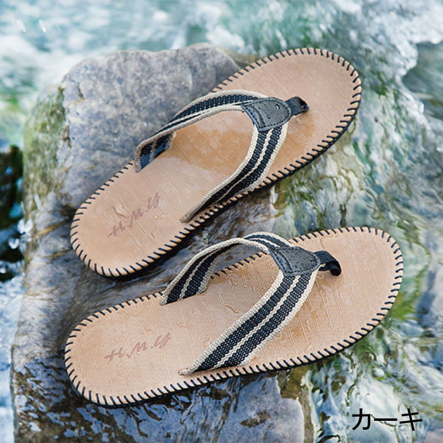 サンダル メンズ トングサンダル シューズ コンフォート アウトドア ビーチ ビーサン ビーチサンダル メンズファッション 3