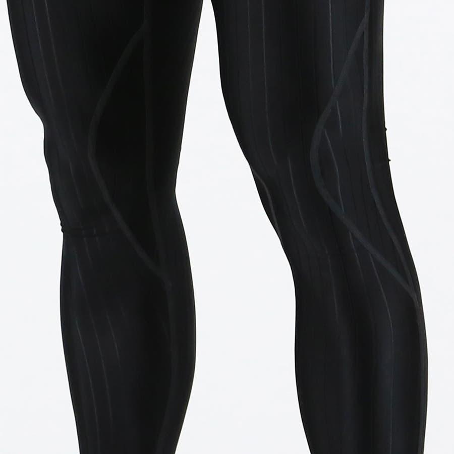 スポーツインナー メンズ パンツ スポーツインナーパンツ ロングタイツ ボトム吸汗速乾ストレッチコンプレッションウェア高機能アンダーウェア コンプレッションインナー ns-2019 5