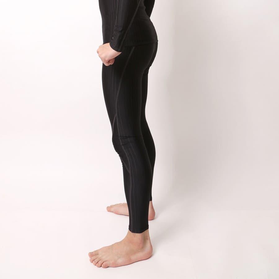 スポーツインナー メンズ パンツ スポーツインナーパンツ ロングタイツ ボトム吸汗速乾ストレッチコンプレッションウェア高機能アンダーウェア コンプレッションインナー ns-2019 6