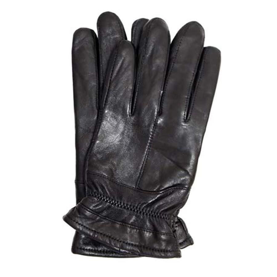 手袋 レディース 革 防寒 かわいい あわせやすい 手ぶくろ ns-18027 21