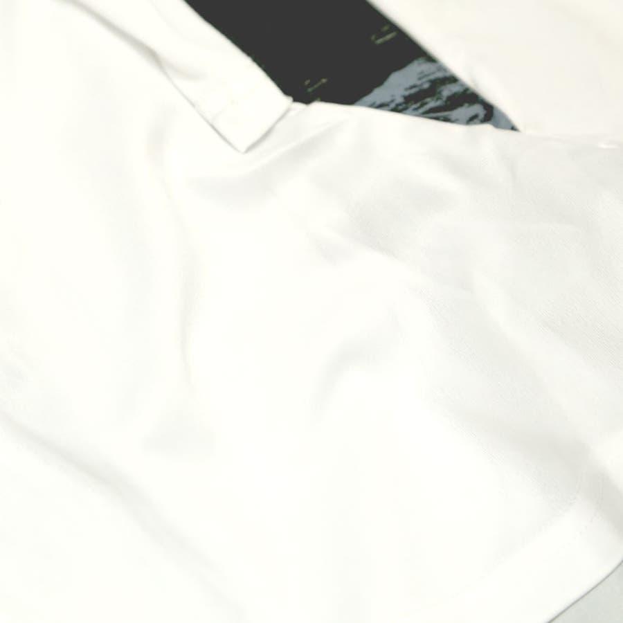 メンズ水着サーフ メンズ 水着 海パン 派手 ボーダー サーフパンツ メンズ水着 ロング 大きいサイズインナー(裏地)付き海パン男性用 海水パンツ ns-2606-03 7