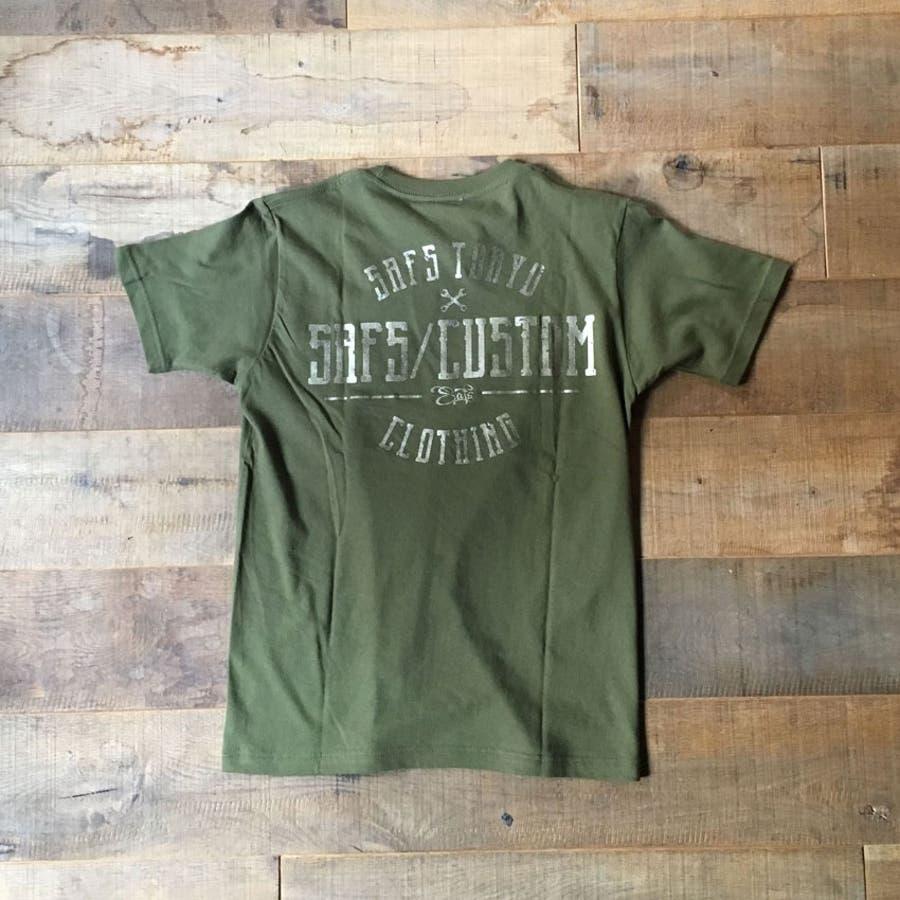 丸首Tシャツ ユニセックス SAFSロゴ 西海岸 カリフォルニアスタイル アーバンサーフ sa-010013 7