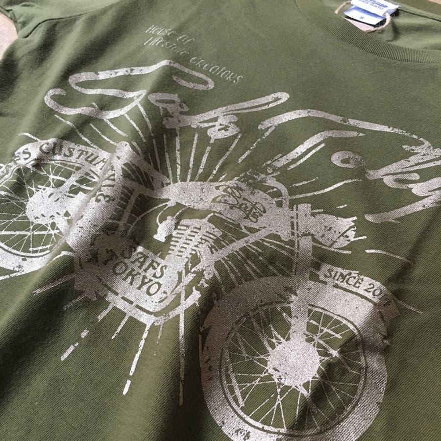 丸首Tシャツ ユニセックス SAFSロゴ 西海岸 カリフォルニアスタイル アーバンサーフ sa-010013 8