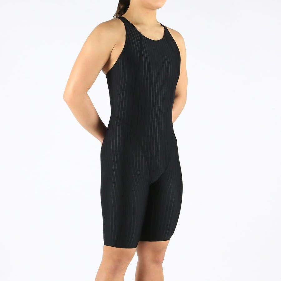 競泳水着 レディース ジュニア女子 練習用 フィットネス 4点 セット 水着 ns-3027-4set 9