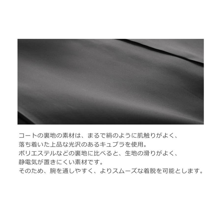 カシミヤ 100% ステンカラー コート ベルト付き Aライン レディース 秋冬 ブラック 7号/9号/11号/13号 7