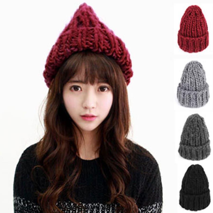 ケーブル編みウールニット帽★編み込みニット帽 ニット帽 レディース ケーブル ウールニット レディース 帽子 ニット帽 ケーブル編みウール ニット帽 ウールニット 帽子 レディース 1