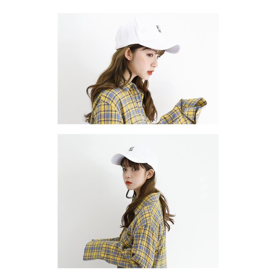 レディース キャップ ボール キャップ レディース ローキャップ 帽子 ベースボール キャップ 男女共用 帽子 可愛いキャップきれいめ ホワイト ベージュ レディース メンズ キャップ hado0041 4