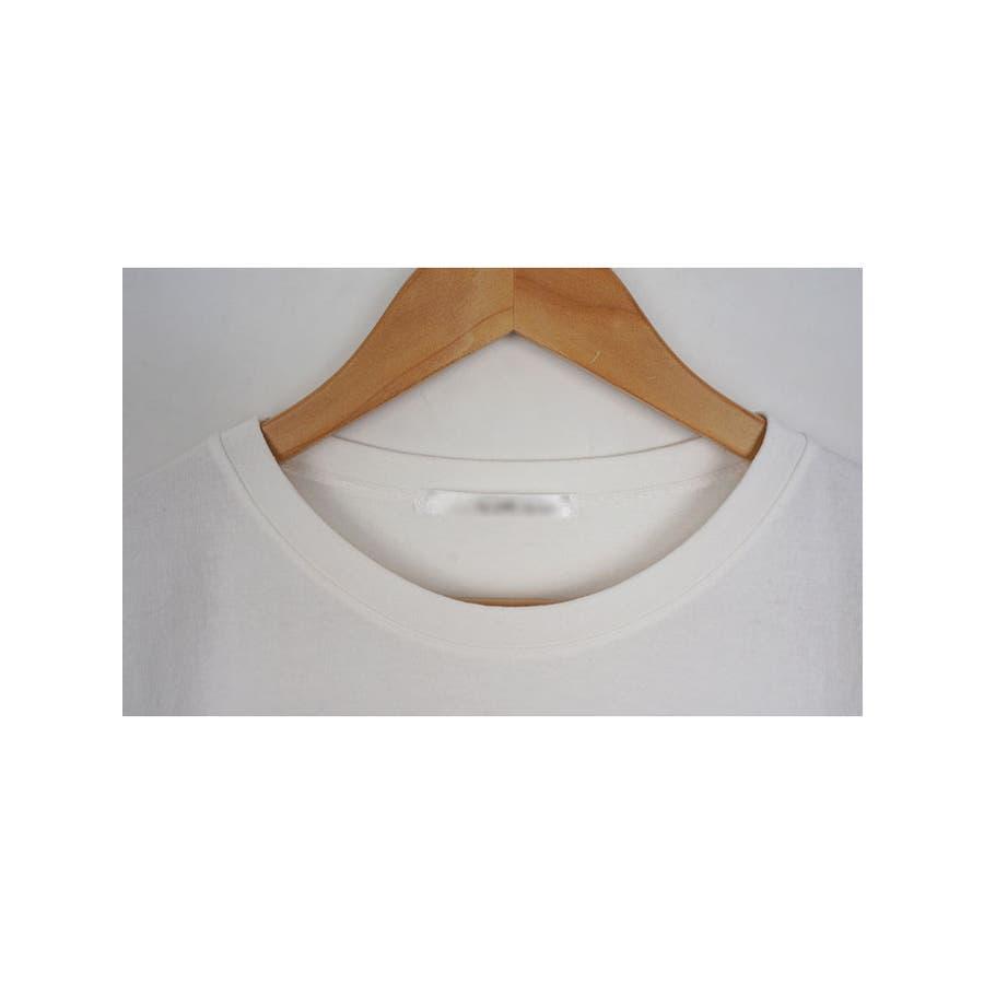 トップス レディース 半袖 刺繍 ロゴtシャツ レディース クルーネック 半袖 トップス レディース 刺しゅうカットソー半袖tシャツレディース tシャツ 韓国 半袖 5