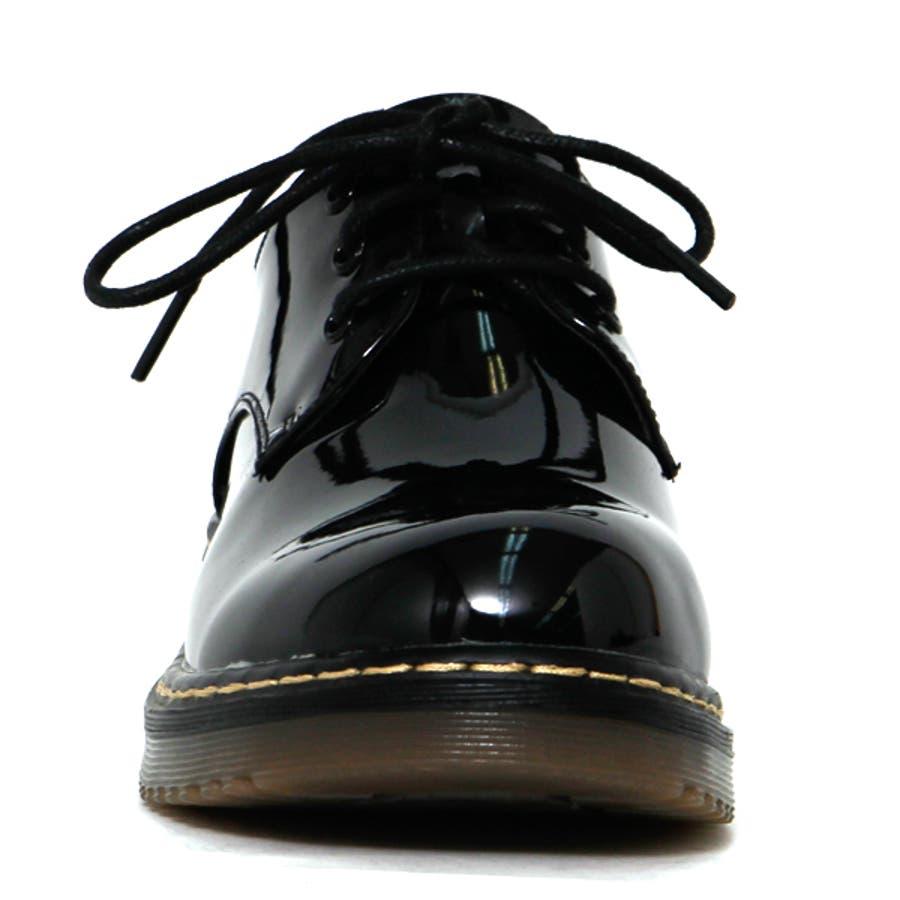 大人気ブリティッシュ3ホールレースアップシューズ マニッシュ ブーツ 英国風 タンクソール 靴 7