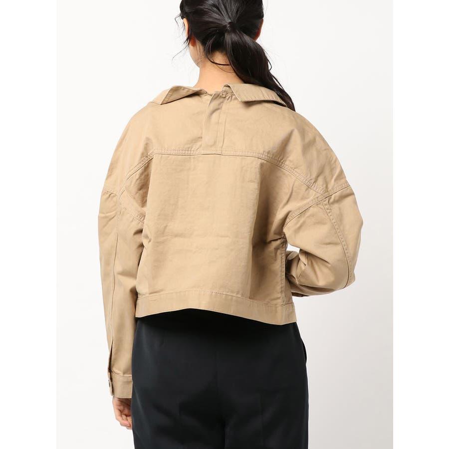 バックボタンゆるジャケット 6