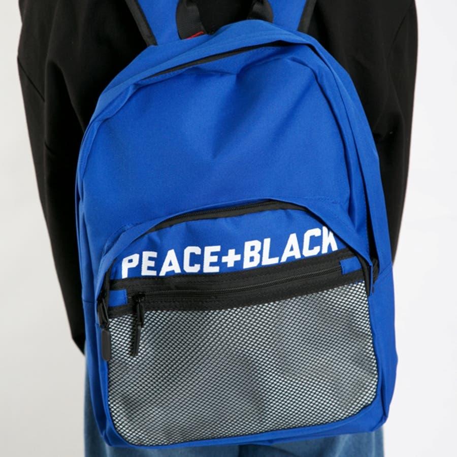 PEACE+BLACKリュック 7
