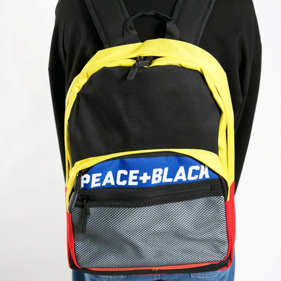 PEACE+BLACKリュック 2