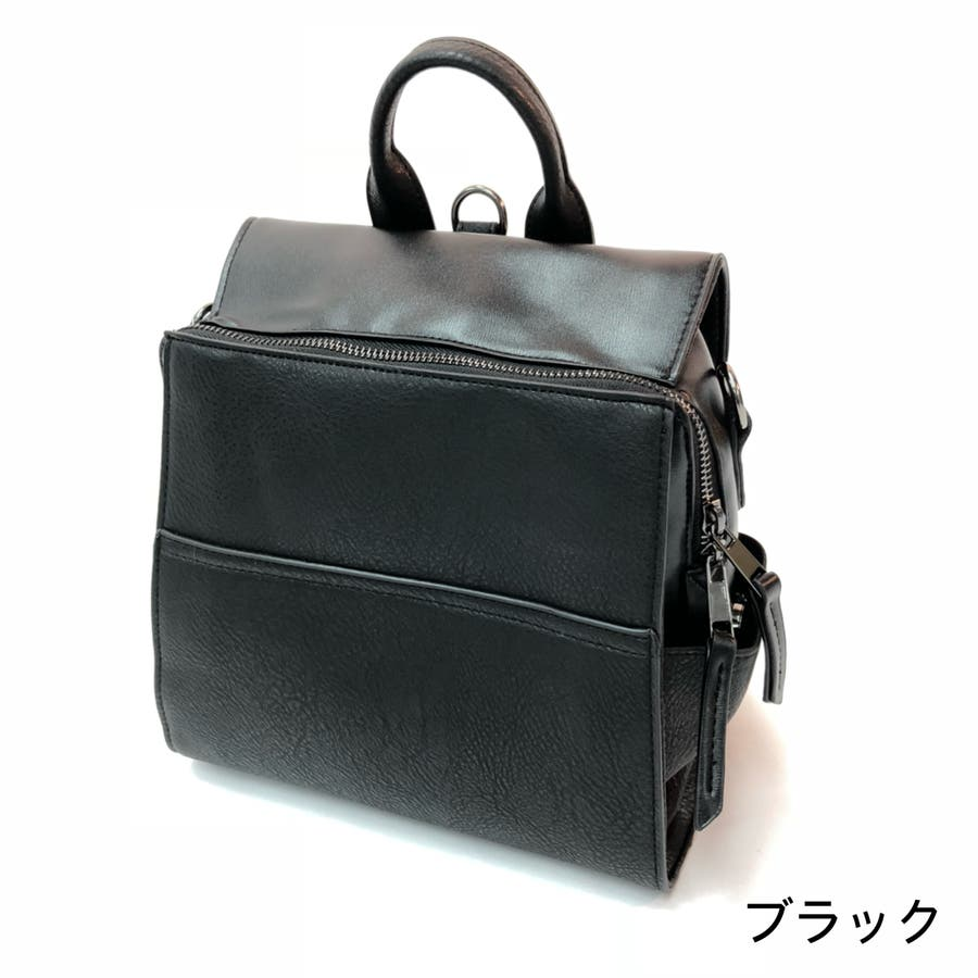 3WAYリュック 【 春 夏 秋 冬 】 リュック ショルダー ハンド バッグ カバン 鞄 小物  2