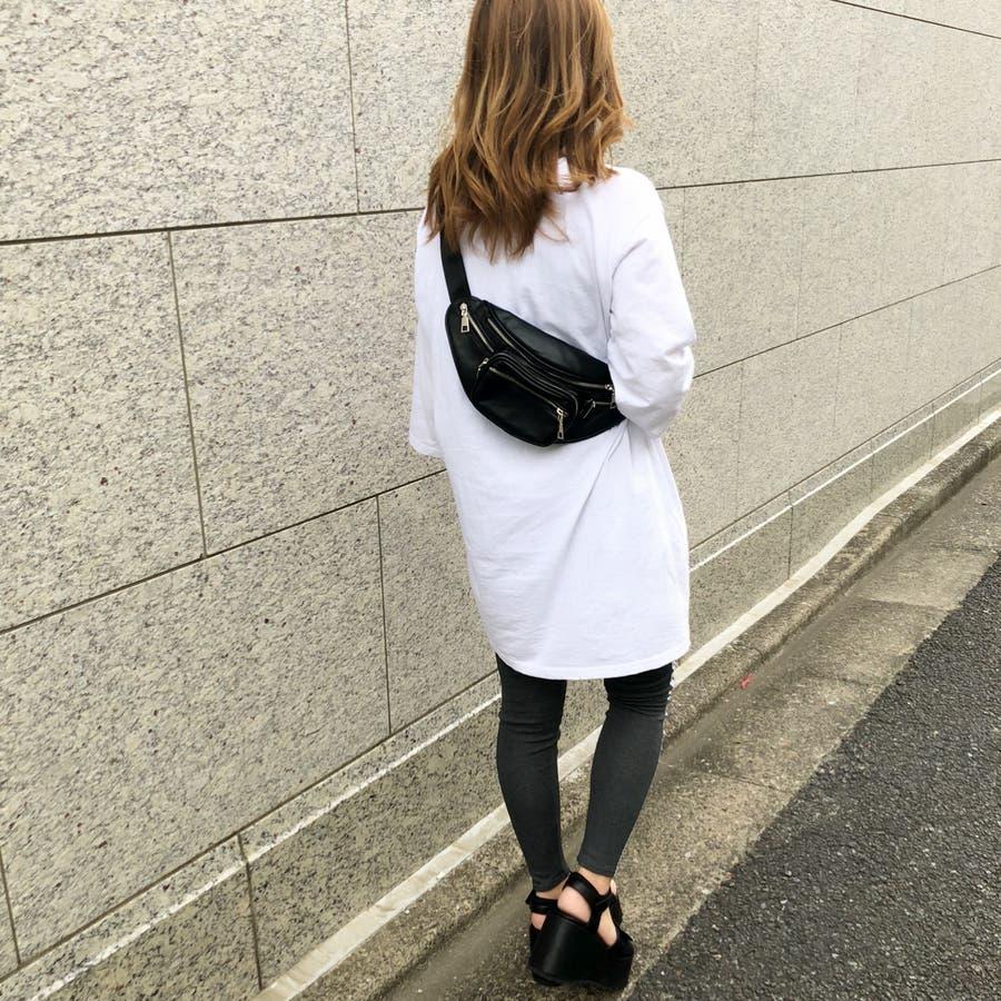 ボディバッグ 【 春 夏 秋 冬 】 バッグ ポーチ ボディバッグ ストリート  6