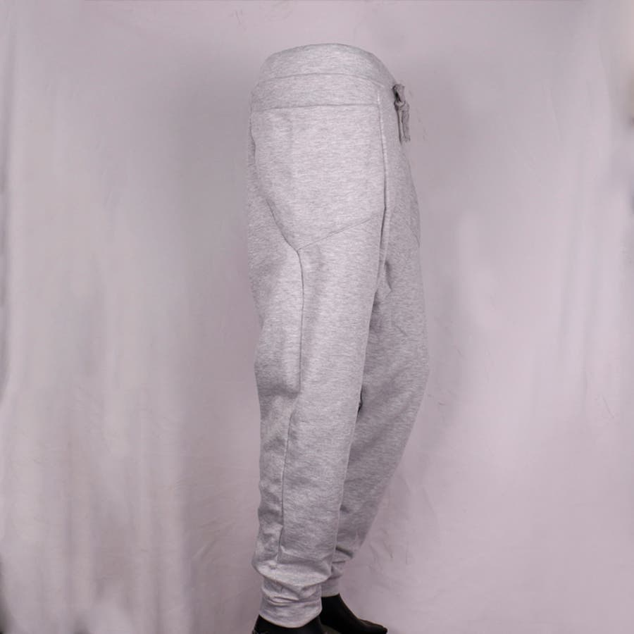 ジョガーパンツ メンズ スウェットパンツ サルエルパンツ スウェット ジョガー パンツ イージーパンツ ぺアルックルームウェア部屋着スポーツ ボトムス ユニセックス 春物 春服 6