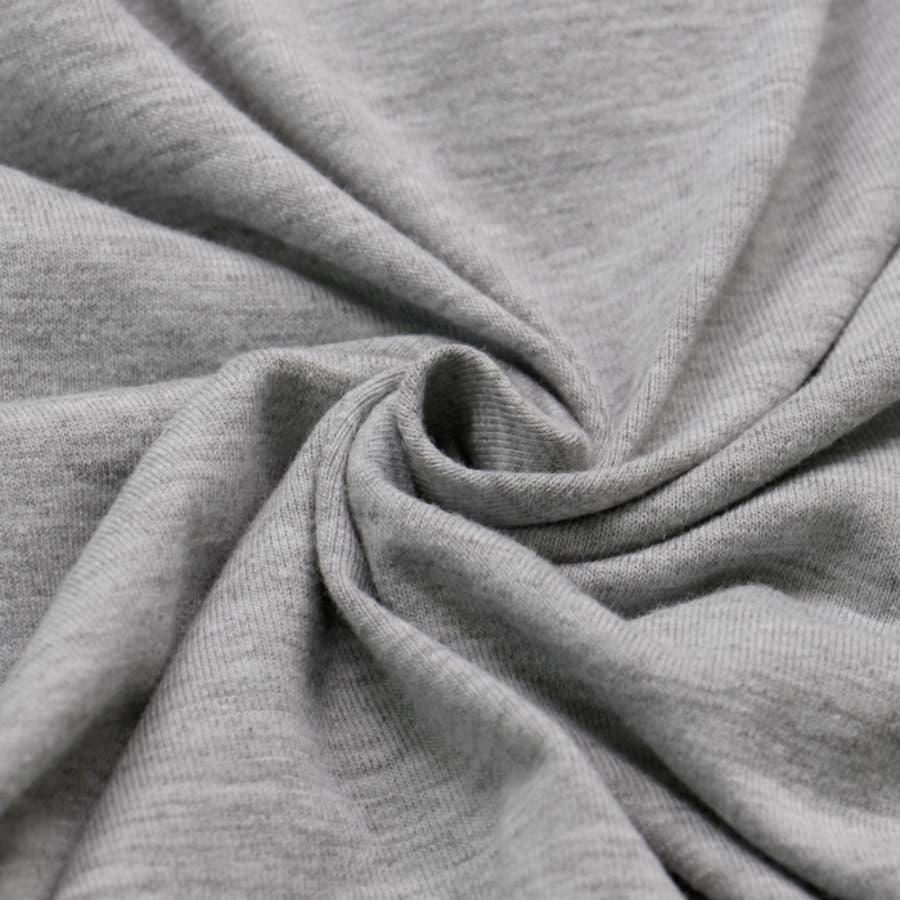 Tシャツ カットソー メンズ ヘンリーネック 長袖 無地 ロングスリーブ トップス キレイめ コーデ 黒 白 グレー 10