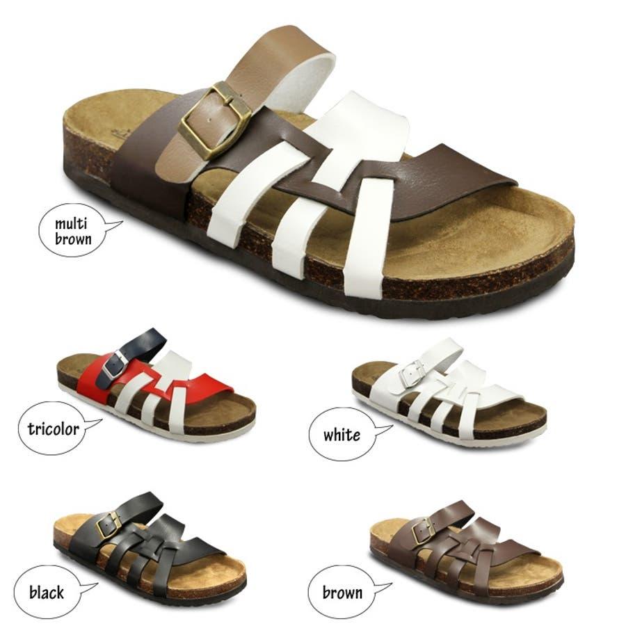 dbcfd9a69e99d3 LAPUA KAMAA】 サンダル☆リゾート サンダル☆ LK-1307/メンズ 靴 ...