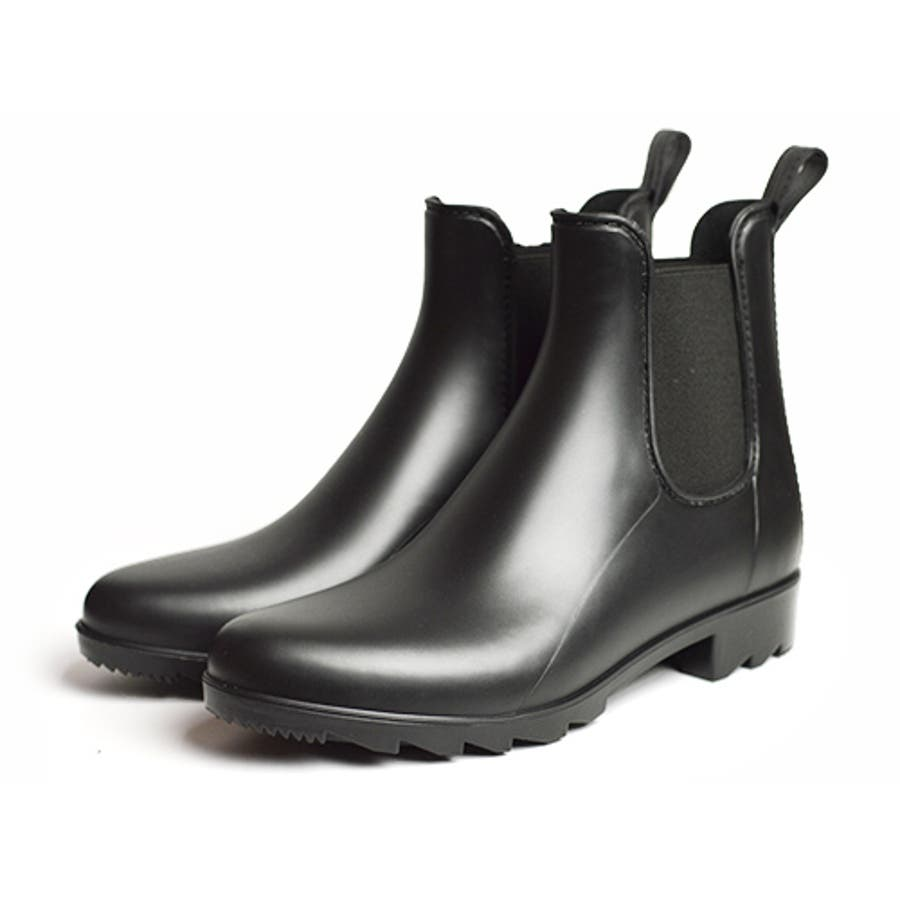 レインブーツ サイドゴアブーツ レディース 防水 防滑 レインシューズ ブーティ 長靴 靴 雨靴 梅雨 ショートブーツサイドゴアアンクル丈 婦人靴 シューズ スノーブーツ ウインターブーツ 21