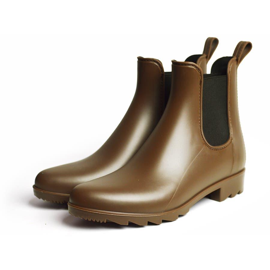 レインブーツ サイドゴアブーツ レディース 防水 防滑 レインシューズ ブーティ 長靴 靴 雨靴 梅雨 ショートブーツサイドゴアアンクル丈 婦人靴 シューズ スノーブーツ ウインターブーツ 29