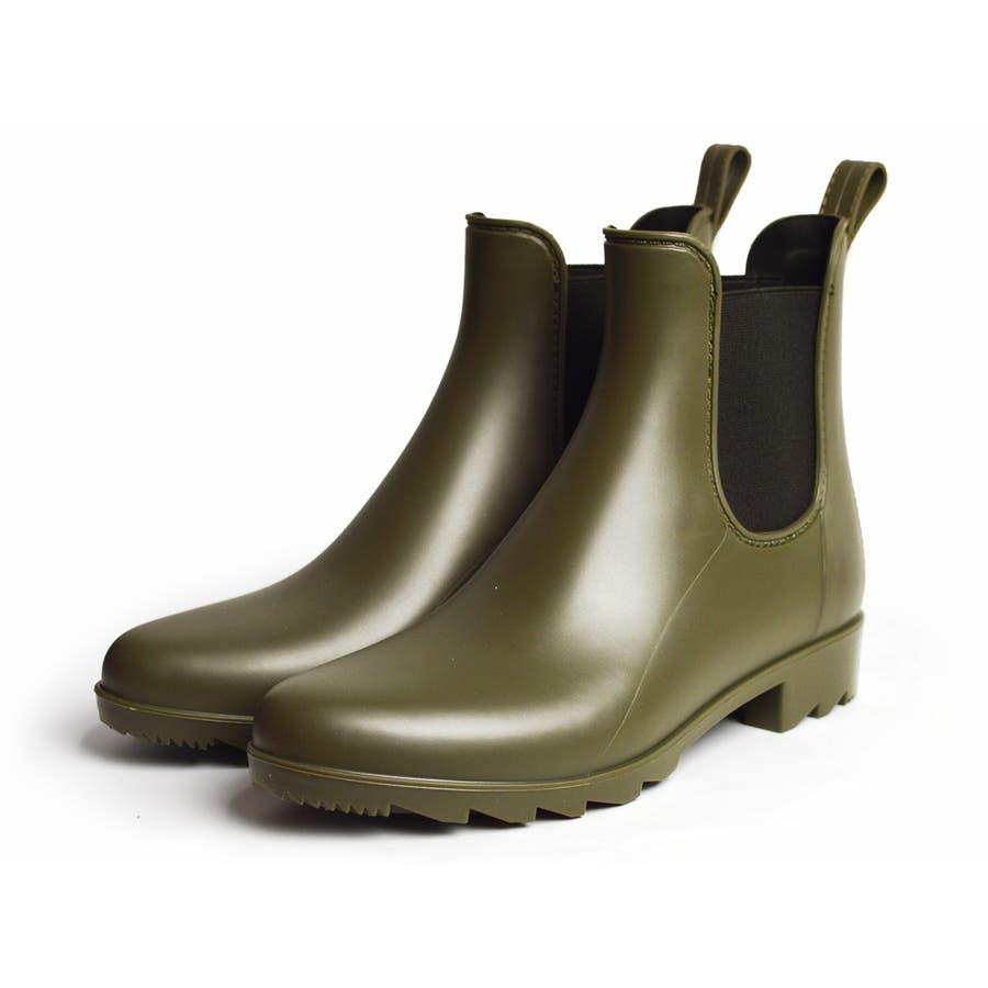 レインブーツ サイドゴアブーツ レディース 防水 防滑 レインシューズ ブーティ 長靴 靴 雨靴 梅雨 ショートブーツサイドゴアアンクル丈 婦人靴 シューズ スノーブーツ ウインターブーツ 53