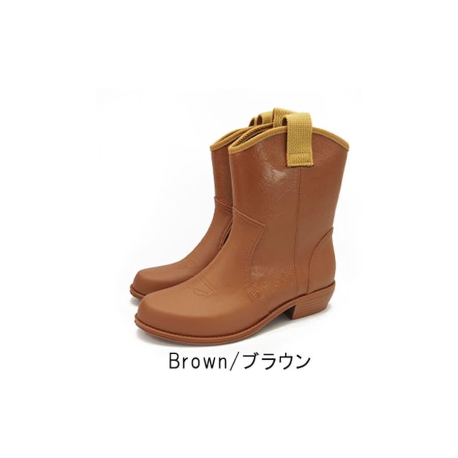 レインシューズ レディース レインブーツ 防水 日本製 ラバーブーツ 長靴 ショートブーツ 歩きやすい 疲れにくい ナチュラル 抗菌黒ブラック おしゃれ かわいい レディース靴 29