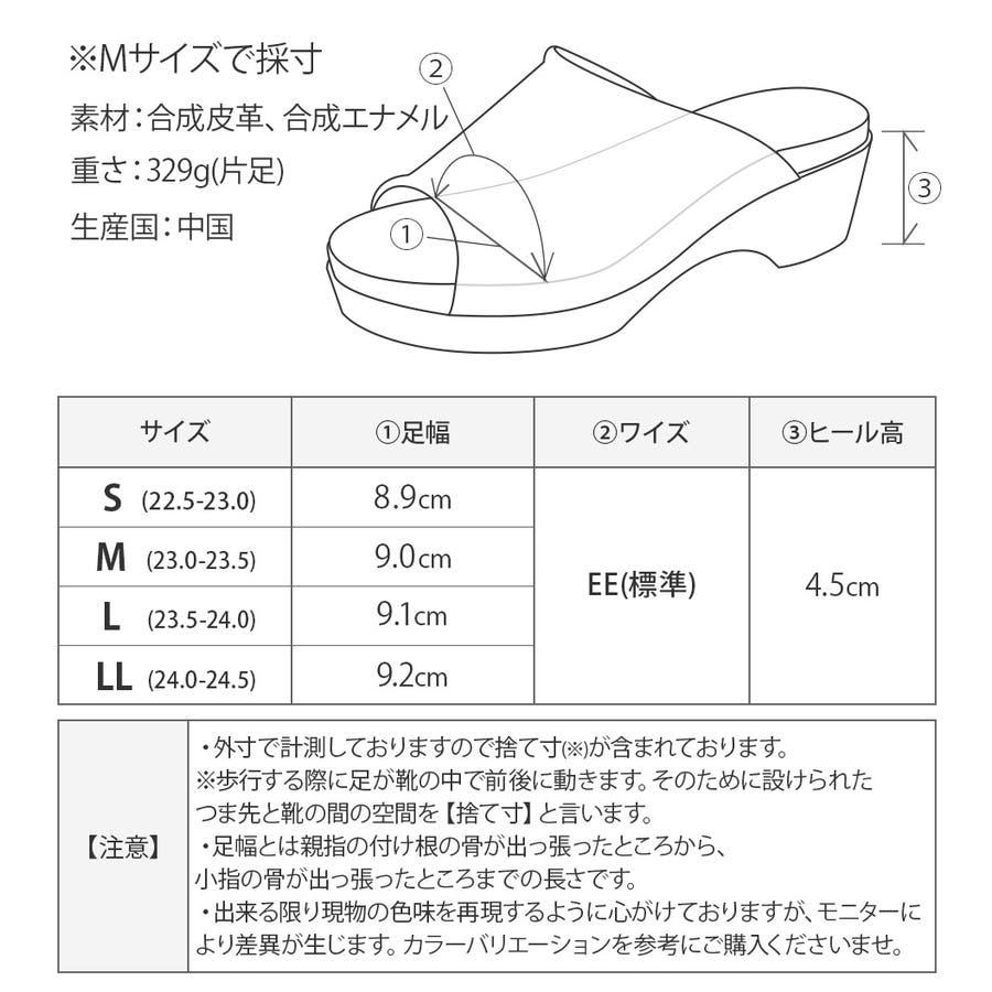 サンダル レディース 重厚感 ベルト 大きいサイズ シンプル おしゃれ カジュアル かっこいい 黒 ブラック ホワイトエナメルモノトーン レディース靴 2