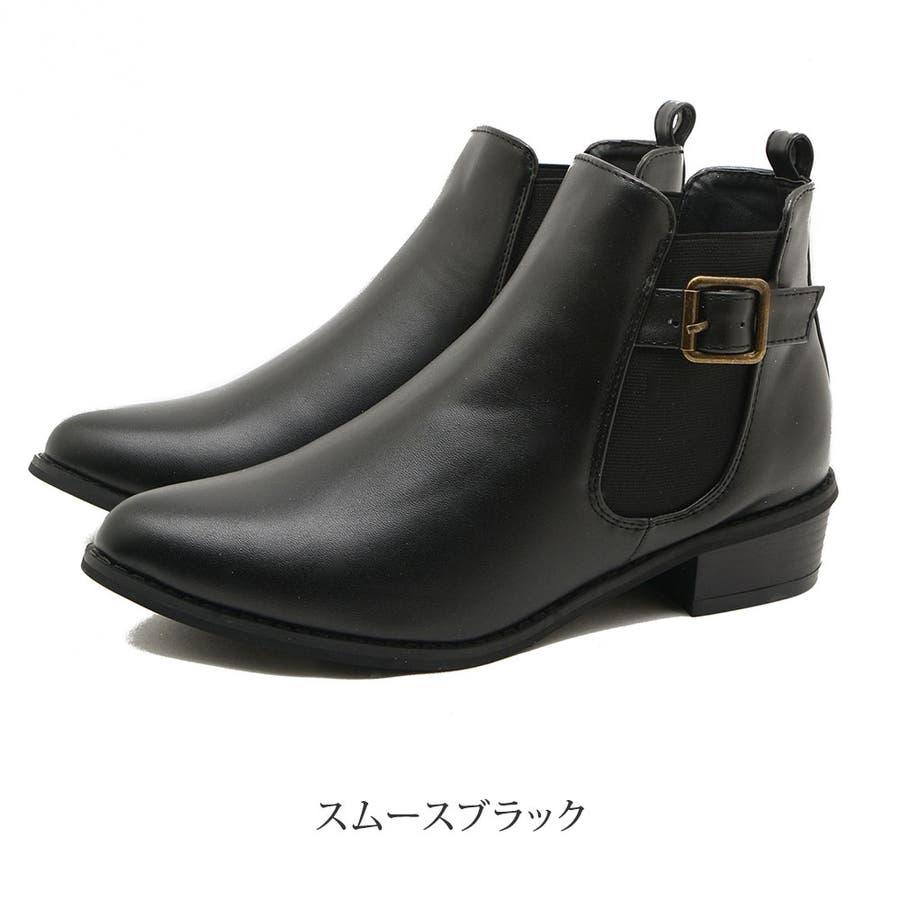 ブーツ レディース ショートブーツ サイドゴアブーツ ブラック 黒 歩きやすい 疲れにくい インヒール おしゃれ オシャレかわいいスエード調 レディース靴 オシャレ 伸びる ローヒール 22