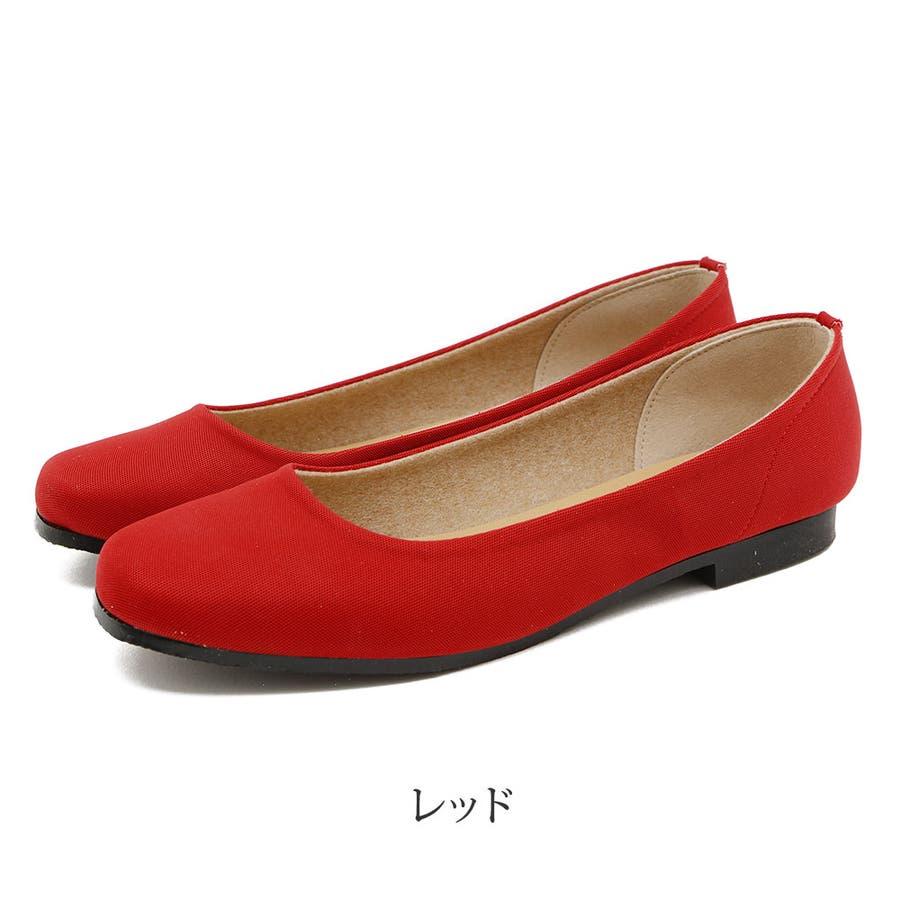 レインシューズ レディース レインパンプス スクエアトゥ 日本製 ローヒール 痛くない 大きいサイズ ぺたんこ 撥水疲れにくい歩きやすい 甲高 甲広 雨靴 梅雨 雨 レディース靴 94