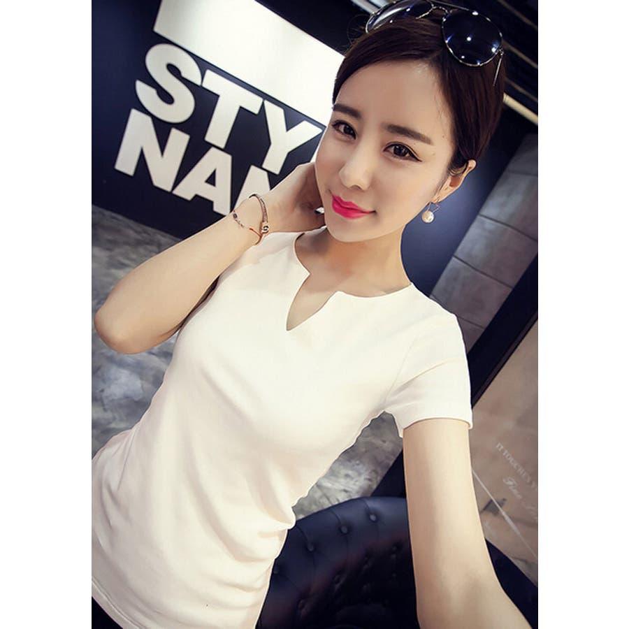 レディース 服 ファッション 女性 サイズ カラー ブラック ホワイト M,L VT01 6