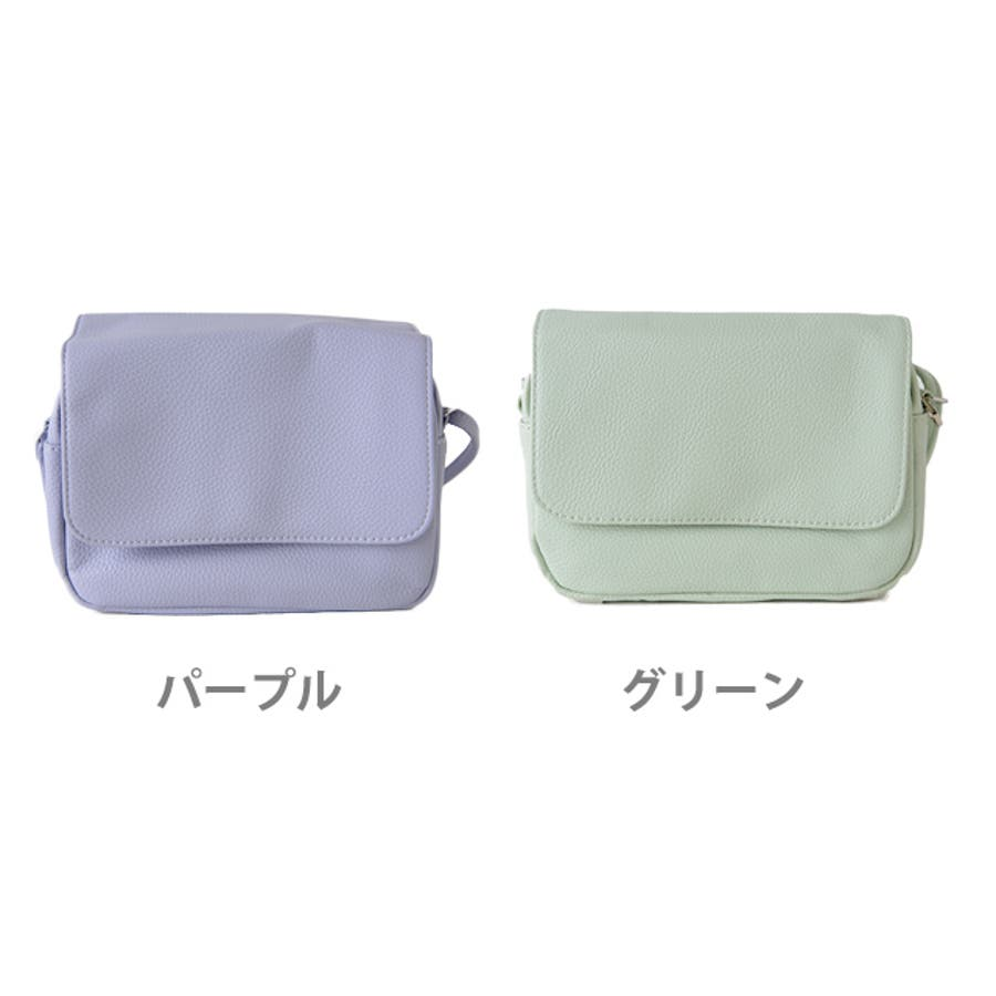 秋新作 シンプルスクエアショルダーバッグ バッグ 鞄 シンプル スクエア コンパクト ミニバッグ ショルダーバッグ レディース 9