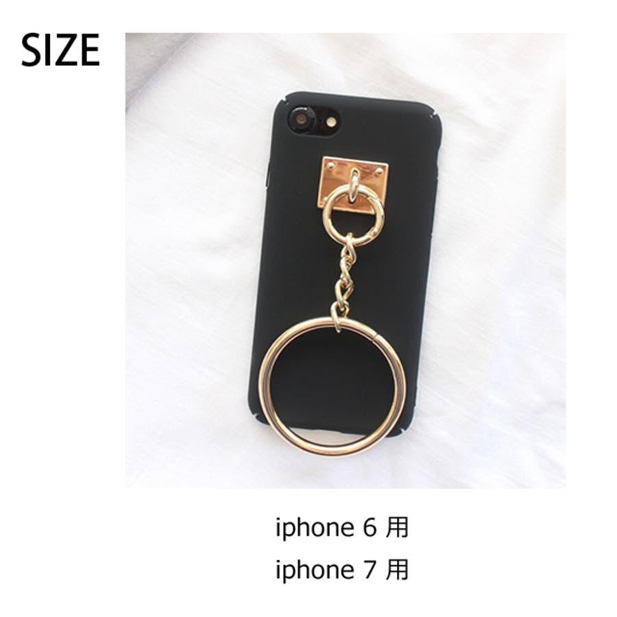 春新作 リング付きiPhoneケース ma 10