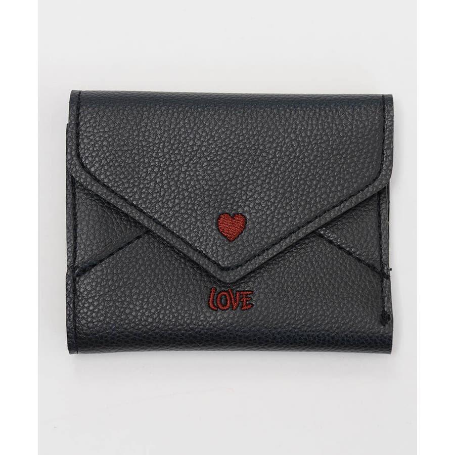 秋新作 レター型ミニウォレット ma 小物 財布 レディース 二つ折り財布 折り財布 ミニ財布 レター型 21