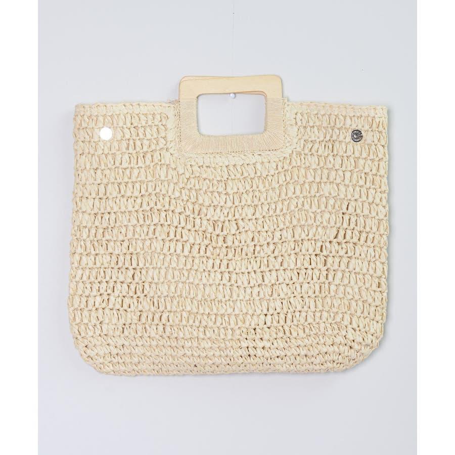 秋新作 ペーパーハンドバッグ バッグ 鞄 ペーパー かご ミニバッグ ハンド シンプル コンパクト ミニ 韓国ファッション レディース 2