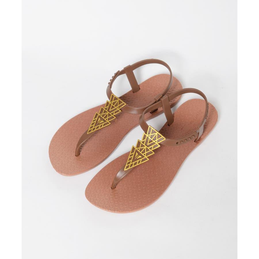 春新作 トングサンダル 靴 3