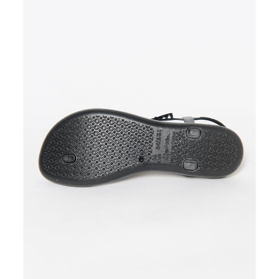 春新作 トングサンダル 靴 7